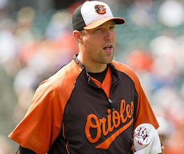Jim Johnson Baltimore Orioles MLB News