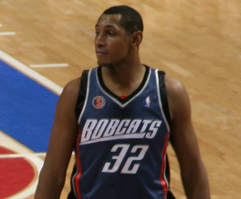 By Kevin Ward (originally posted to Flickr as Charlotte Bobcats) [CC-BY-SA-2.0 (http://creativecommons.org/licenses/by-sa/2.0)], via Wikimedia Commons