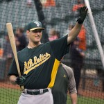 Nate Freiman Oakland A's MLB News
