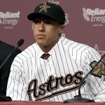 George Springer Houston Astrons MLB News