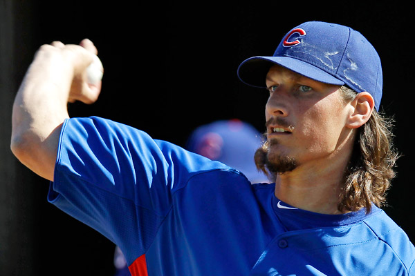 Chicago Cubs Pitching Projections: 2014 Fantasy Baseball   RotoBaller