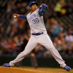 RotoBaller-MLB-News-Fantasy-Baseball-Advice-Analysis-Yordano-Ventura