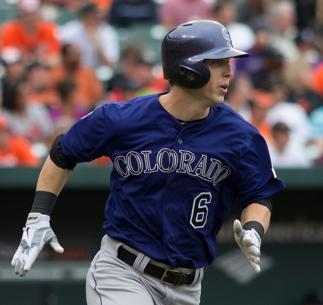 2016 Fantasy Baseball Draft Values: Corey Dickerson ...