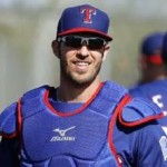 J.P. Arencibia Texas Rangers