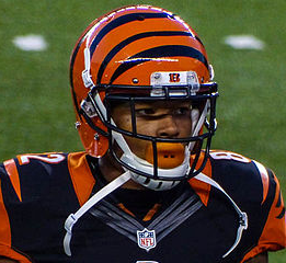 """Marvin Jones"" by emeybee - Own work. Licensed under Creative Commons Attribution-Share Alike 3.0 via Wikimedia Commons - http://commons.wikimedia.org/wiki/File:Marvin_Jones.jpg#mediaviewer/File:Marvin_Jones.jpg"