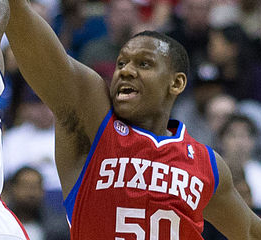 By File:Bradley Beal Lavoy Allen.jpg: Keith Allison derivative work: Chrishmt0423 [CC-BY-SA-3.0 (http://creativecommons.org/licenses/by-sa/3.0)], via Wikimedia Commons