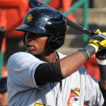 By Tracy Proffitt from Lenoir, United States (Gregory Polanco #25 - West Virginia Power(2)) [CC BY 2.0 (http://creativecommons.org/licenses/by/2.0)], via Wikimedia Commons