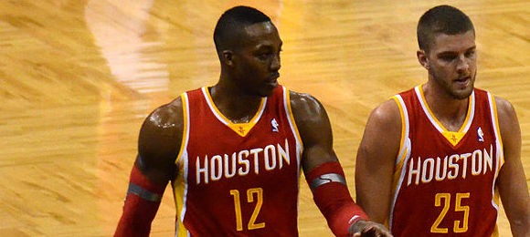 By Jose Garcia (Flickr: Dwight Howard And Chandler Parsons) [CC-BY-SA-2.0 (http://creativecommons.org/licenses/by-sa/2.0)], via Wikimedia Commons