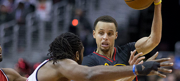 By Keith Allison from Hanover, MD, USA (John Wall, Stephen Curry) [CC BY-SA 2.0 (http://creativecommons.org/licenses/by-sa/2.0)], via Wikimedia Commons