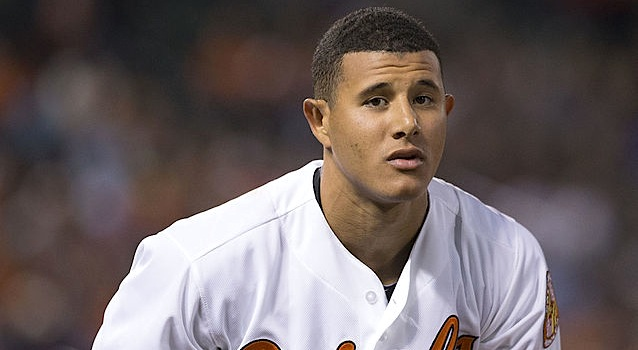 By Keith Allison from Hanover, MD, USA (Manny Machado) [CC BY-SA 2.0 (http://creativecommons.org/licenses/by-sa/2.0)], via Wikimedia Commons