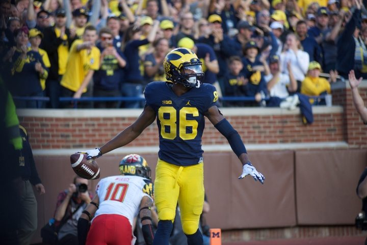 new products b23ee 7fa16 Jehu Chesson - 2017 Fantasy NFL Rookie Profile | RotoBaller