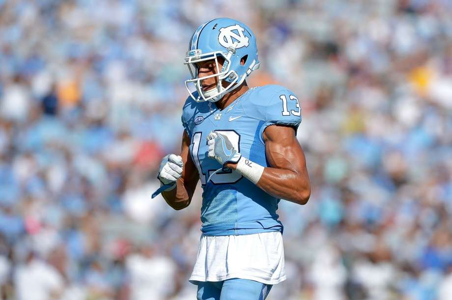 Mack Hollins - 2017 Fantasy NFL Rookie Profile | RotoBaller