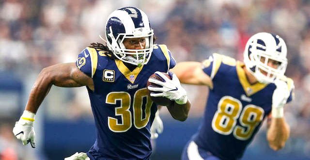 Running Backs: Tiered Fantasy Football Rankings | RotoBaller