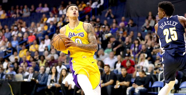 kyle kuzma nba dfs daily fantasy basketball 3