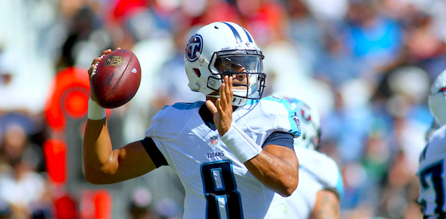 72d0a58a Defending Marcus Mariota in Fantasy Football | RotoBaller