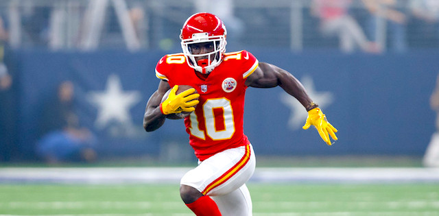 The Best Tyreek Hill Game Log Fantasy Pictures