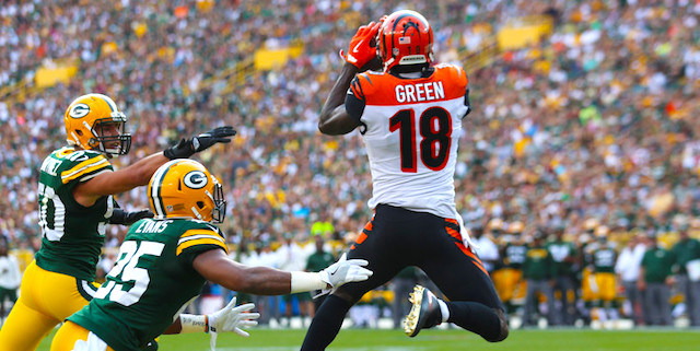Bengals waive Mark Walton before his sophomore season in the NFL