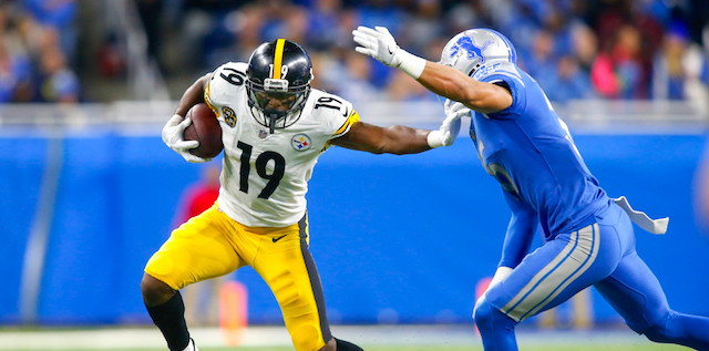 245fdb22b7a The 2018 season was one of discord for the Pittsburgh Steelers