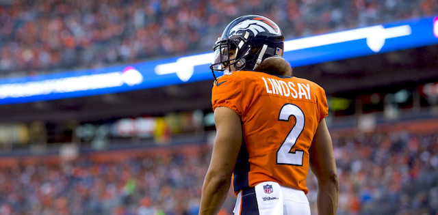 Phillip Lindsay Looks For Another Touchdown In Week 11 - RotoBaller