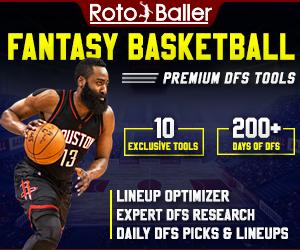2018-19 Fantasy Basketball Analysis, Advice & NBA News   RotoBaller