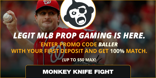 MLB DFS Prop Picks for 8/9/19 - Monkey Knife Fight | RotoBaller