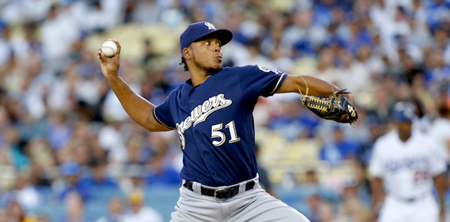 can freddy peralta succeed as a starter rotoballer https www rotoballer com can freddy peralta succeed as a starter 729490