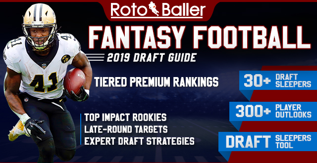 2019 Fantasy Football Keepers & Dynasty Ranks | RotoBaller