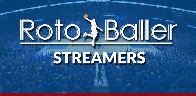 rotoballer.com - Keith Cork - RotoBaller - Fantasy Basketball Category Streamers - Week 2