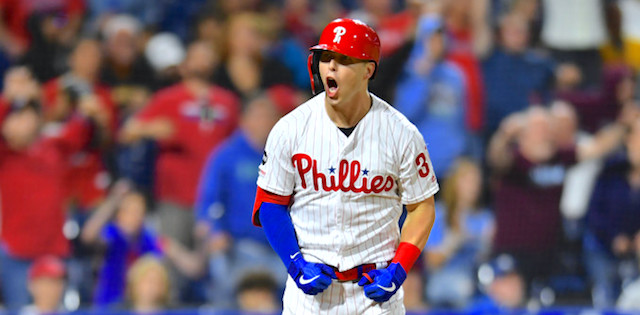 corey dickerson fantasy baseball outfield rankings MLB DFS lineup picks icon - Reading Fightin Phils Promotions